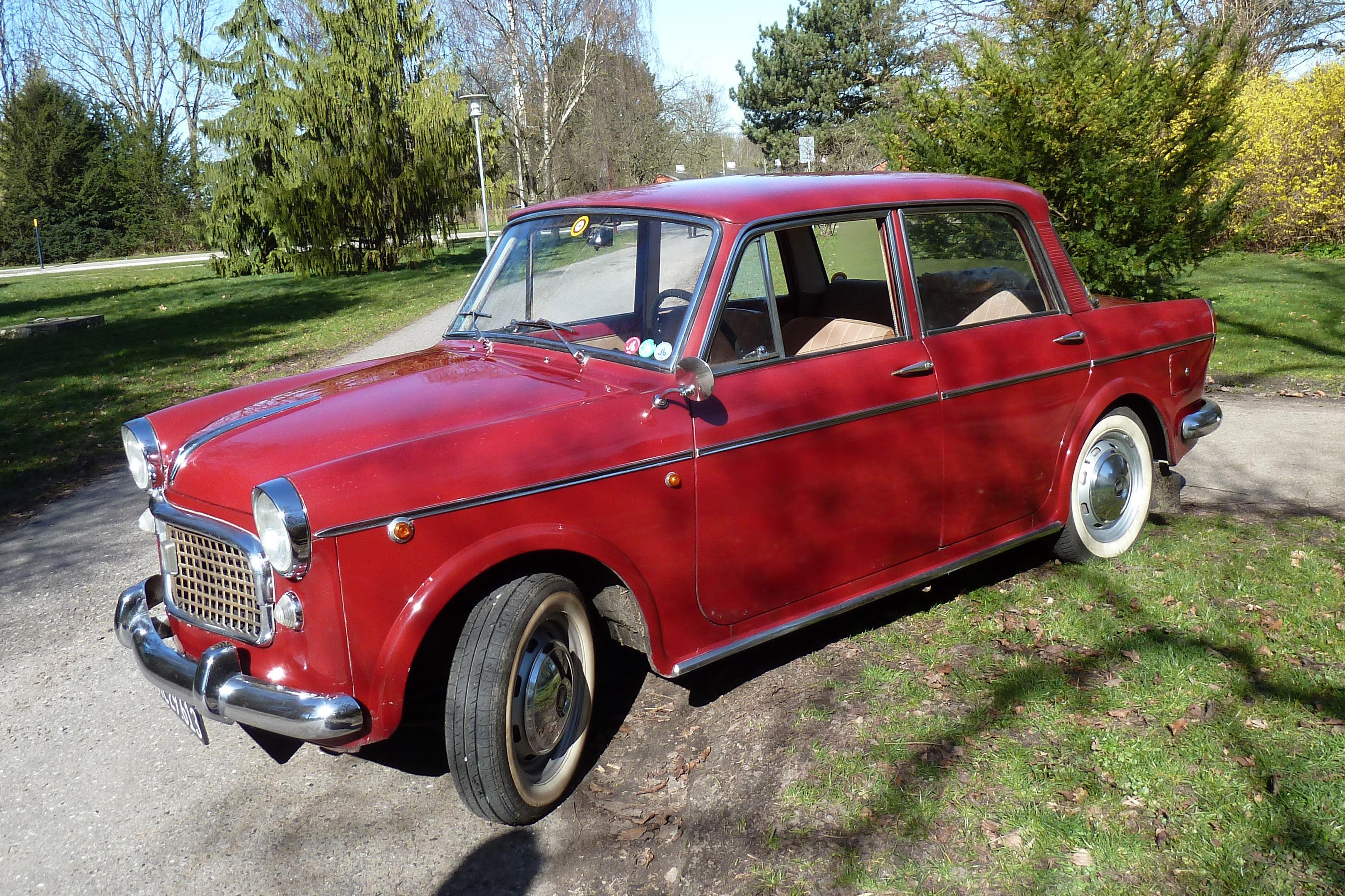 FIAT 1100 Special 1962